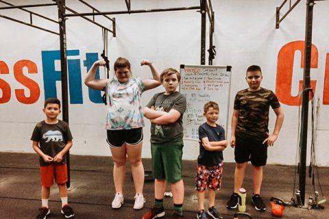 CrossFit Teens and Kids
